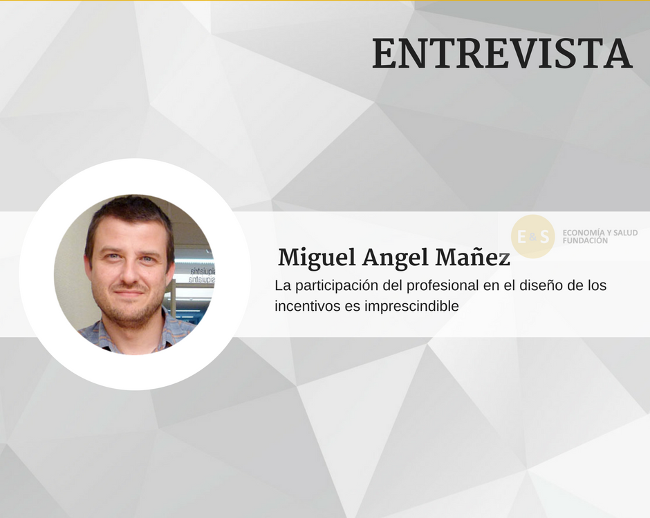 Miguel Angel Mañez entrevista
