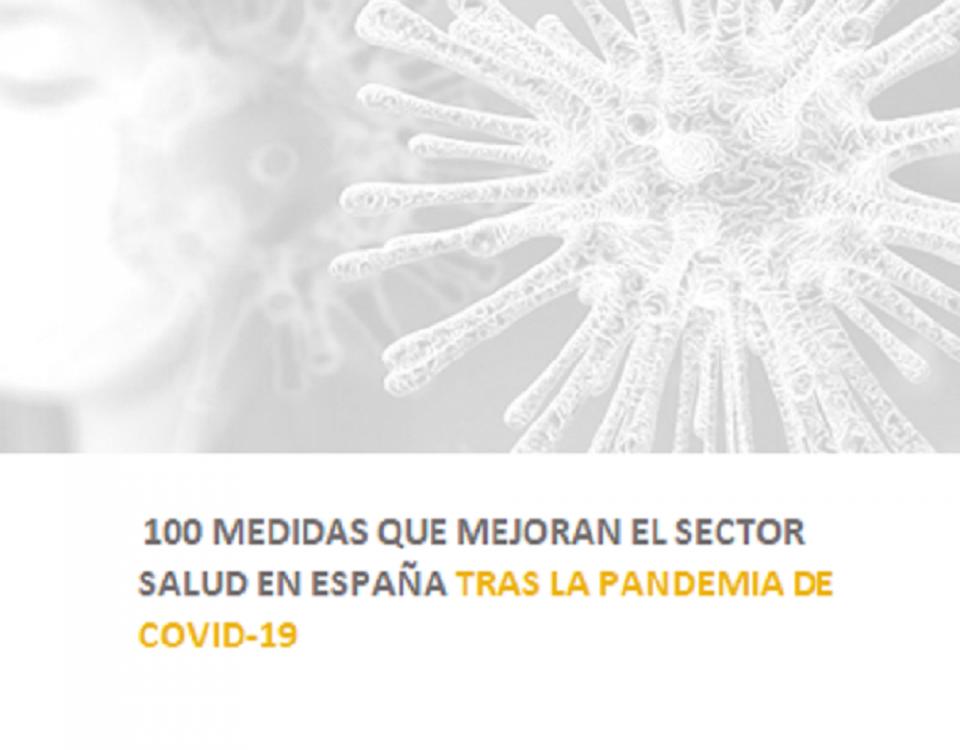 Portada Informe100MedidasCovid